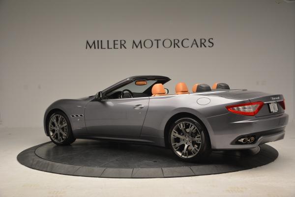 Used 2012 Maserati GranTurismo for sale Sold at Alfa Romeo of Westport in Westport CT 06880 4