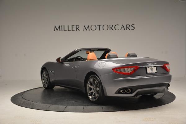 Used 2012 Maserati GranTurismo for sale Sold at Alfa Romeo of Westport in Westport CT 06880 5