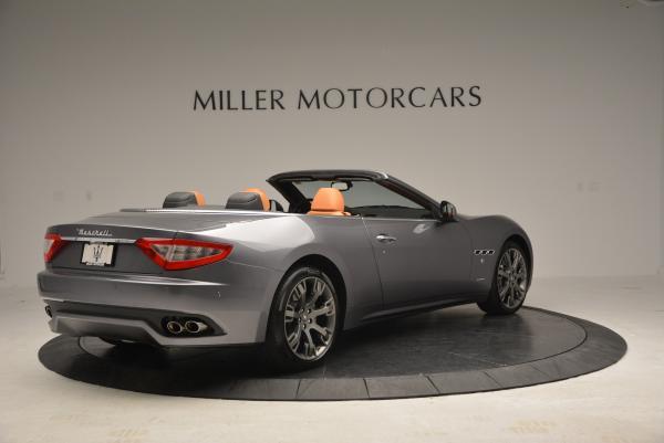 Used 2012 Maserati GranTurismo for sale Sold at Alfa Romeo of Westport in Westport CT 06880 7