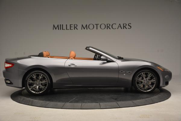 Used 2012 Maserati GranTurismo for sale Sold at Alfa Romeo of Westport in Westport CT 06880 9