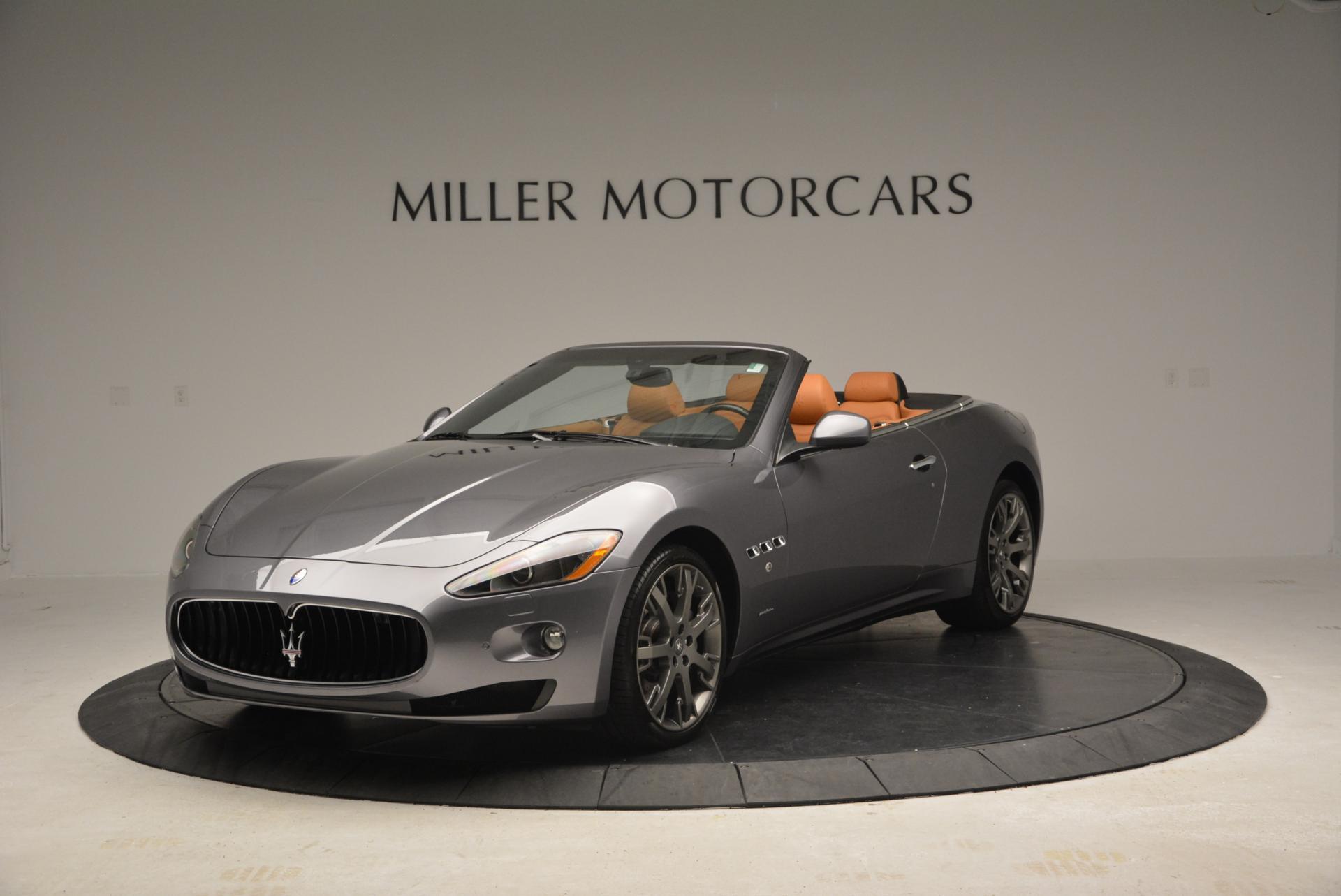 Used 2012 Maserati GranTurismo for sale Sold at Alfa Romeo of Westport in Westport CT 06880 1