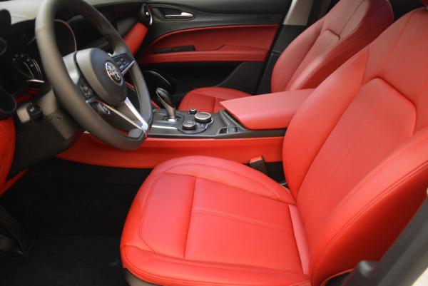 New 2018 Alfa Romeo Stelvio Q4 for sale Sold at Alfa Romeo of Westport in Westport CT 06880 14