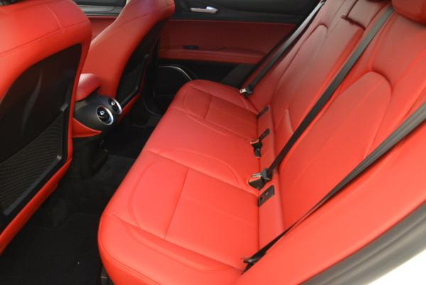 New 2018 Alfa Romeo Stelvio Q4 for sale Sold at Alfa Romeo of Westport in Westport CT 06880 17
