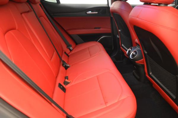 New 2018 Alfa Romeo Stelvio Q4 for sale Sold at Alfa Romeo of Westport in Westport CT 06880 23