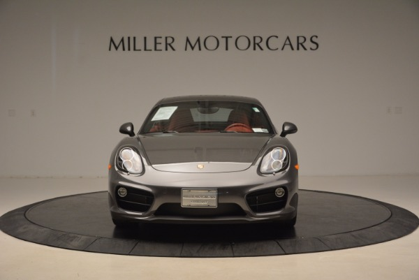 Used 2014 Porsche Cayman S S for sale Sold at Alfa Romeo of Westport in Westport CT 06880 12