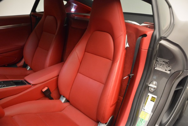 Used 2014 Porsche Cayman S S for sale Sold at Alfa Romeo of Westport in Westport CT 06880 15