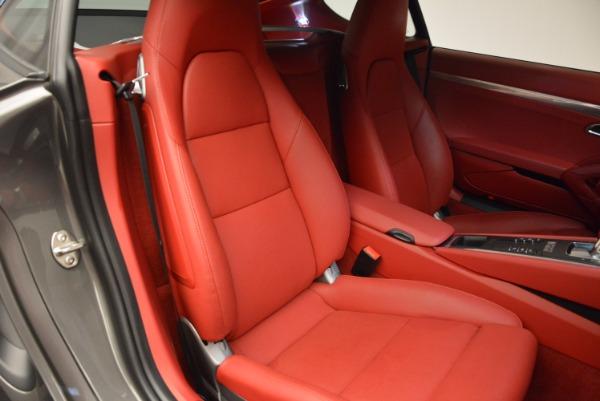 Used 2014 Porsche Cayman S S for sale Sold at Alfa Romeo of Westport in Westport CT 06880 16