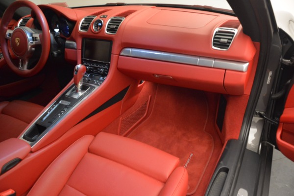 Used 2014 Porsche Cayman S S for sale Sold at Alfa Romeo of Westport in Westport CT 06880 17