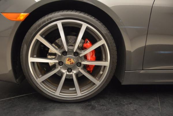 Used 2014 Porsche Cayman S S for sale Sold at Alfa Romeo of Westport in Westport CT 06880 19