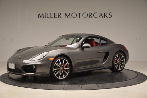 Used 2014 Porsche Cayman S S for sale Sold at Alfa Romeo of Westport in Westport CT 06880 2