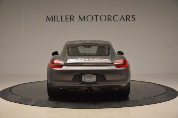 Used 2014 Porsche Cayman S S for sale Sold at Alfa Romeo of Westport in Westport CT 06880 6