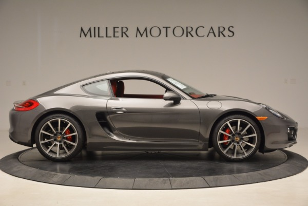Used 2014 Porsche Cayman S S for sale Sold at Alfa Romeo of Westport in Westport CT 06880 9