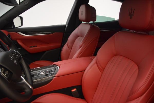 New 2018 Maserati Levante S Q4 GranLusso for sale Sold at Alfa Romeo of Westport in Westport CT 06880 16