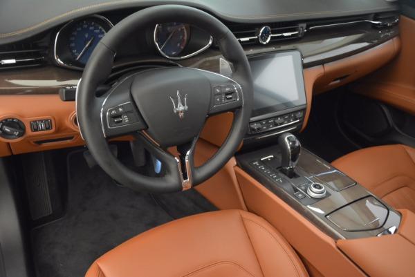New 2018 Maserati Quattroporte S Q4 GranLusso for sale Sold at Alfa Romeo of Westport in Westport CT 06880 13