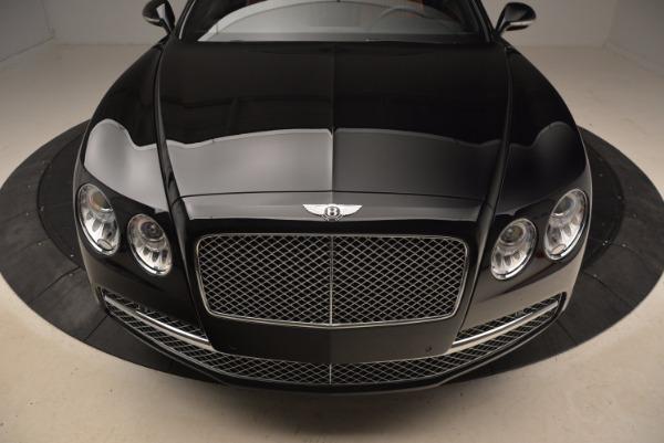 New 2017 Bentley Flying Spur W12 for sale Sold at Alfa Romeo of Westport in Westport CT 06880 13