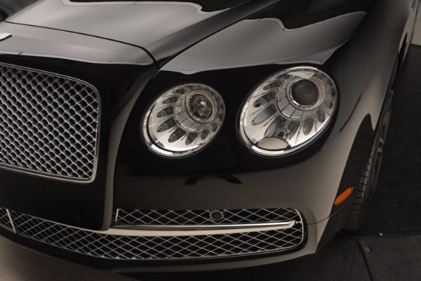 New 2017 Bentley Flying Spur W12 for sale Sold at Alfa Romeo of Westport in Westport CT 06880 14