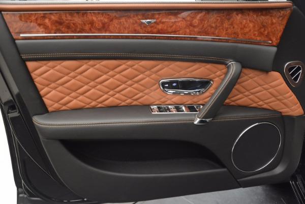 New 2017 Bentley Flying Spur W12 for sale Sold at Alfa Romeo of Westport in Westport CT 06880 21