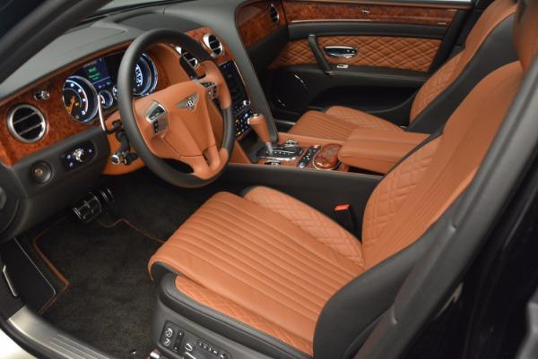 New 2017 Bentley Flying Spur W12 for sale Sold at Alfa Romeo of Westport in Westport CT 06880 24
