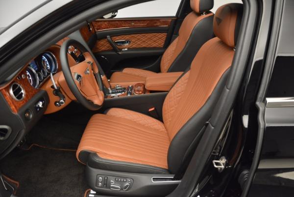 New 2017 Bentley Flying Spur W12 for sale Sold at Alfa Romeo of Westport in Westport CT 06880 25