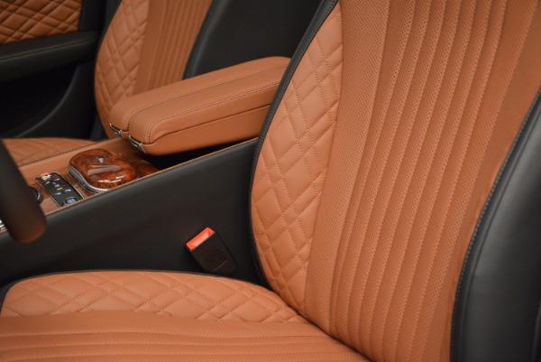 New 2017 Bentley Flying Spur W12 for sale Sold at Alfa Romeo of Westport in Westport CT 06880 27