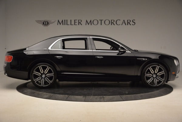New 2017 Bentley Flying Spur W12 for sale Sold at Alfa Romeo of Westport in Westport CT 06880 9