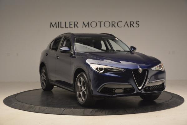 New 2018 Alfa Romeo Stelvio Sport Q4 for sale Sold at Alfa Romeo of Westport in Westport CT 06880 11