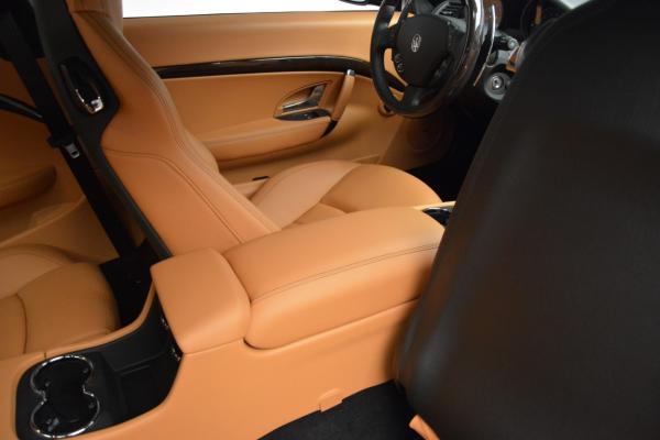 New 2016 Maserati GranTurismo Sport for sale Sold at Alfa Romeo of Westport in Westport CT 06880 24
