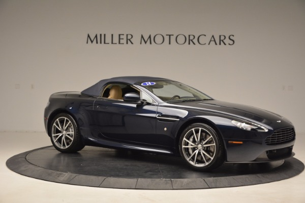 Used 2014 Aston Martin V8 Vantage Roadster for sale Sold at Alfa Romeo of Westport in Westport CT 06880 17