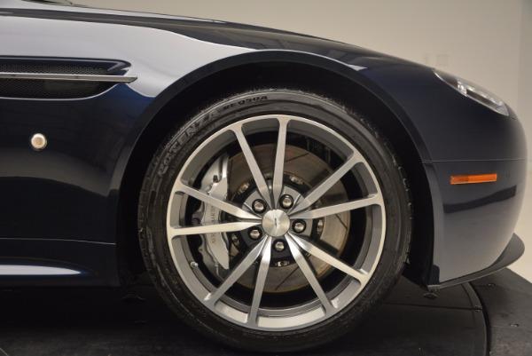 Used 2014 Aston Martin V8 Vantage Roadster for sale Sold at Alfa Romeo of Westport in Westport CT 06880 25