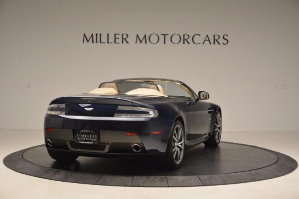 Used 2014 Aston Martin V8 Vantage Roadster for sale Sold at Alfa Romeo of Westport in Westport CT 06880 7