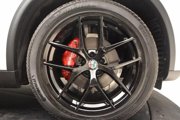 New 2018 Alfa Romeo Stelvio Sport Q4 for sale Sold at Alfa Romeo of Westport in Westport CT 06880 25