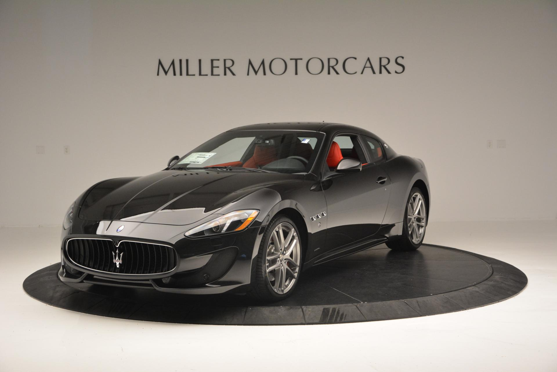 New 2016 Maserati GranTurismo Sport for sale Sold at Alfa Romeo of Westport in Westport CT 06880 1