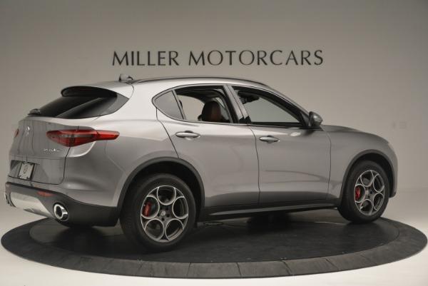 New 2018 Alfa Romeo Stelvio Sport Q4 for sale Sold at Alfa Romeo of Westport in Westport CT 06880 7