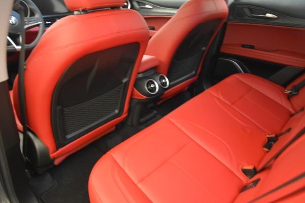 New 2018 Alfa Romeo Stelvio Q4 for sale Sold at Alfa Romeo of Westport in Westport CT 06880 16