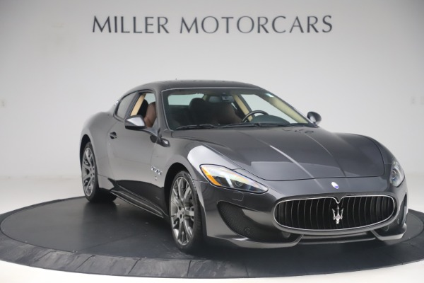 Used 2016 Maserati GranTurismo Sport for sale Sold at Alfa Romeo of Westport in Westport CT 06880 11