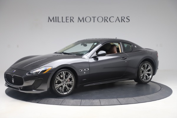 Used 2016 Maserati GranTurismo Sport for sale Sold at Alfa Romeo of Westport in Westport CT 06880 2