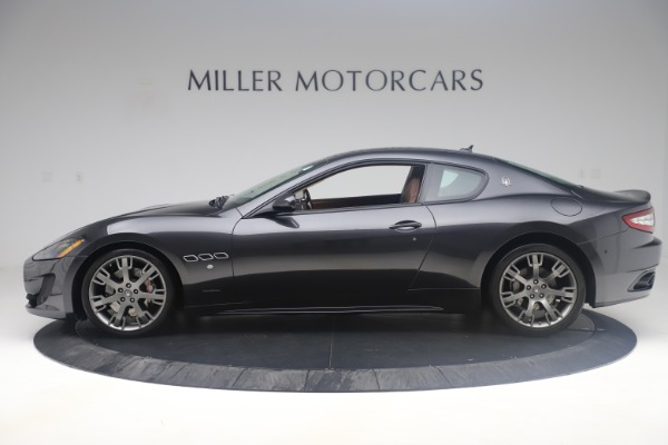 Used 2016 Maserati GranTurismo Sport for sale Sold at Alfa Romeo of Westport in Westport CT 06880 3