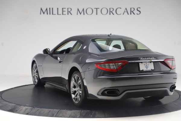 Used 2016 Maserati GranTurismo Sport for sale Sold at Alfa Romeo of Westport in Westport CT 06880 5