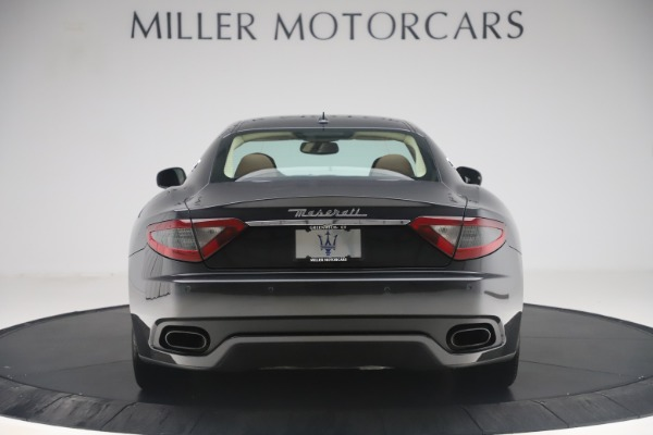 Used 2016 Maserati GranTurismo Sport for sale Sold at Alfa Romeo of Westport in Westport CT 06880 6