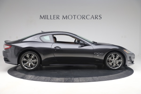 Used 2016 Maserati GranTurismo Sport for sale Sold at Alfa Romeo of Westport in Westport CT 06880 9
