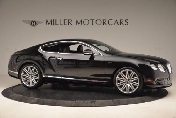 Used 2015 Bentley Continental GT Speed for sale Sold at Alfa Romeo of Westport in Westport CT 06880 10