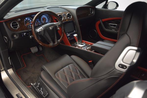 Used 2015 Bentley Continental GT Speed for sale Sold at Alfa Romeo of Westport in Westport CT 06880 22