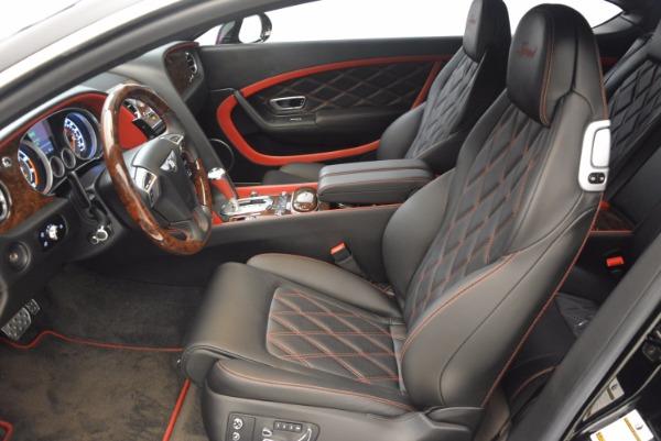 Used 2015 Bentley Continental GT Speed for sale Sold at Alfa Romeo of Westport in Westport CT 06880 23