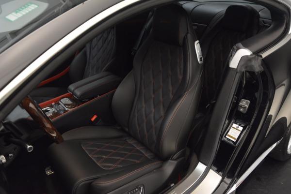 Used 2015 Bentley Continental GT Speed for sale Sold at Alfa Romeo of Westport in Westport CT 06880 24
