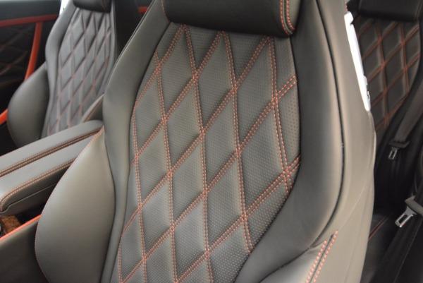Used 2015 Bentley Continental GT Speed for sale Sold at Alfa Romeo of Westport in Westport CT 06880 25