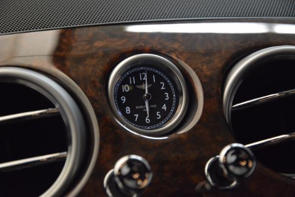 Used 2015 Bentley Continental GT Speed for sale Sold at Alfa Romeo of Westport in Westport CT 06880 28