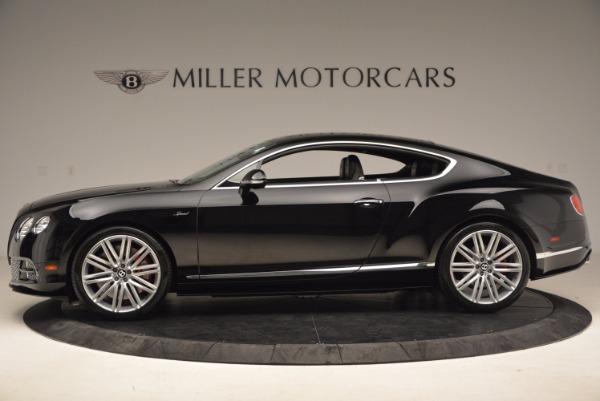 Used 2015 Bentley Continental GT Speed for sale Sold at Alfa Romeo of Westport in Westport CT 06880 3