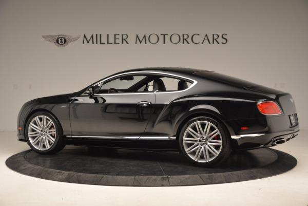 Used 2015 Bentley Continental GT Speed for sale Sold at Alfa Romeo of Westport in Westport CT 06880 4