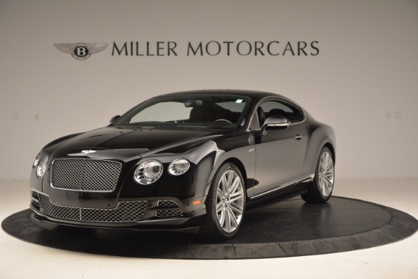 Used 2015 Bentley Continental GT Speed for sale Sold at Alfa Romeo of Westport in Westport CT 06880 1