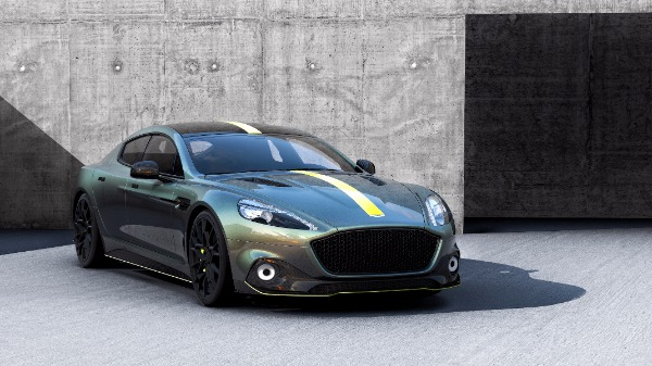 New 2019 Aston Martin Rapide AMR Shadow Edition for sale Sold at Alfa Romeo of Westport in Westport CT 06880 2